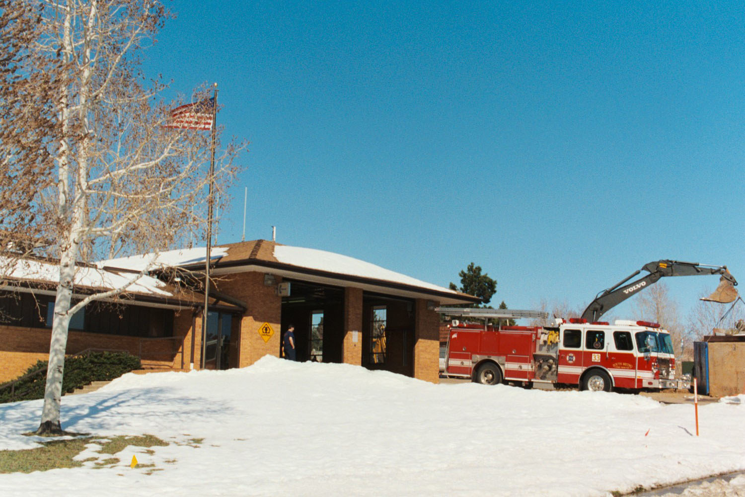 Fire Station 33