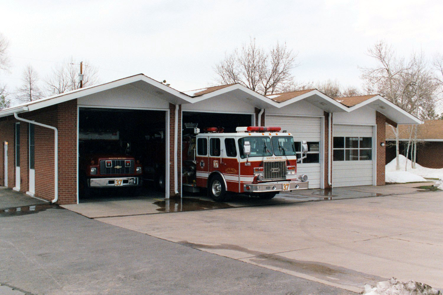 Fire Station 37