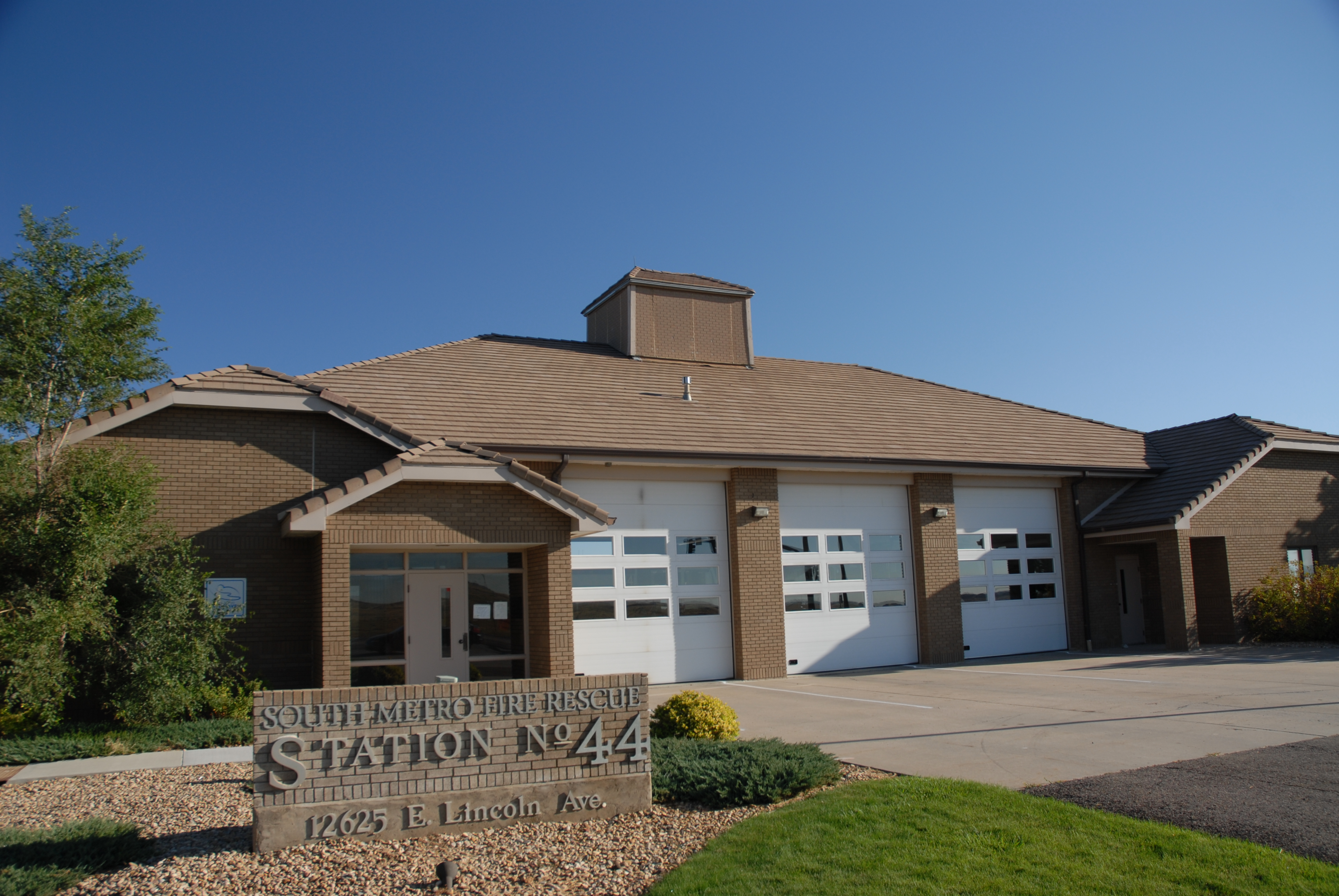 Fire Station 44