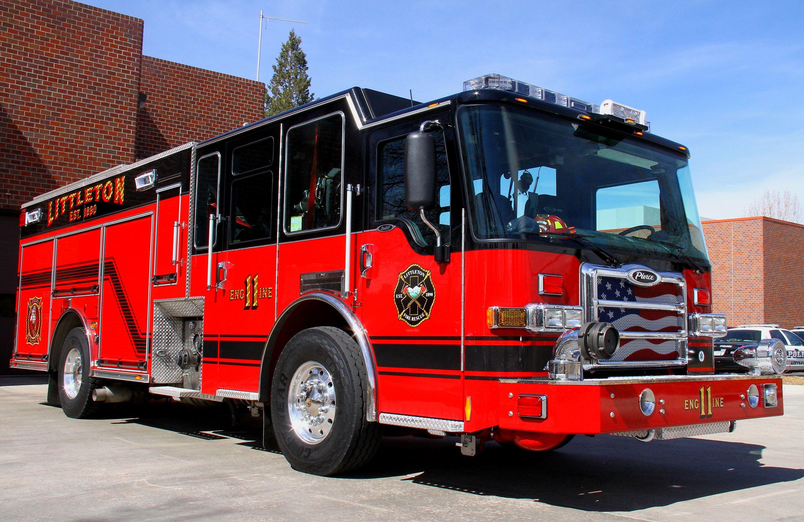 Engine Code Com >> South Metro Fire Rescue Authority, CO